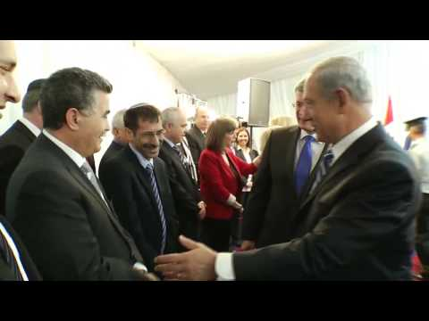 Visit of The Prime Minister of Canada in Israel