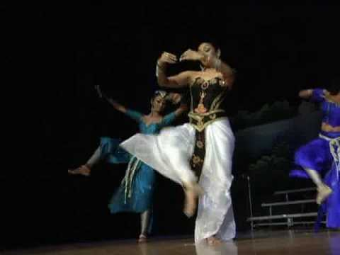 Mayura (the Peacock Dance) 2009 - Sri Lanka video