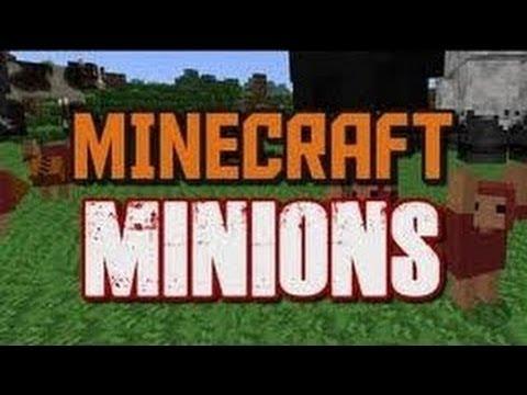 Minecraft - How To Install The Minions Mod 1.5.2 (mac)