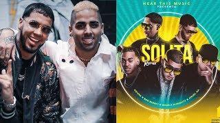 Solita Remix Es Cancelado Por Anuel Aa Y Dj Luian