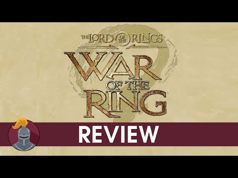 Lord of the Rings: War of the Ring Review