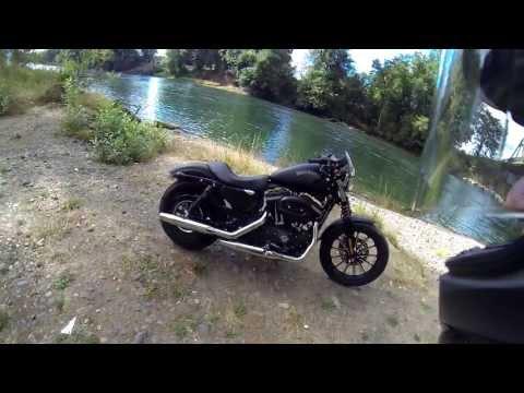 Yamaha Bolt vs Harley Iron! - My Thoughts...    MotoVlog 6