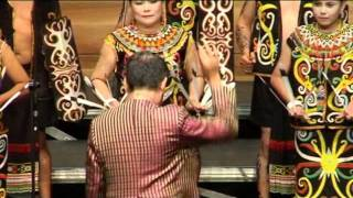 Download Lagu Budapest 2011 - Gema Taman Khatulistiwa Choir - Leleng .mp4 Gratis STAFABAND