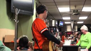 Baseball and Mark Belanger - Rob Belanger Performs