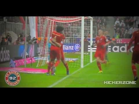 FC BAYERN MÜNCHEN ║ Alle Tore Rückrunde 2012/2013 ║ RESTART ║ Part 1 ║ HD