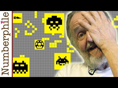 Inventing Game of Life - Numberphile klip izle