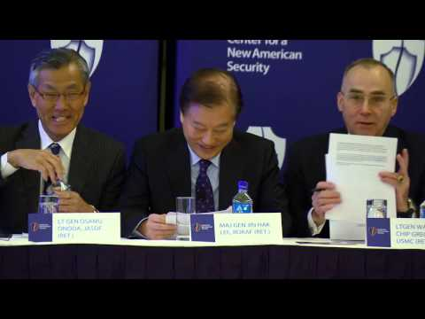Managing the Air Commons - Panel 1: The Military Impact of China's ADIZ Announcement