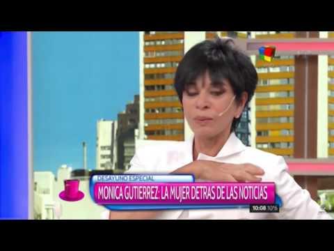 La emoción de Mónica Gutiérrez al repasar su carrera junto a Pamela David