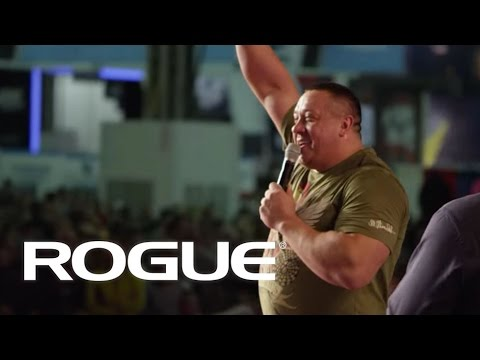 1 Arm Snatch World Record attempt at the '15 Arnold Classic