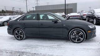 2018 Audi A4 Lake forest, Highland Park, Chicago, Morton Grove, Northbrook, IL AP8339