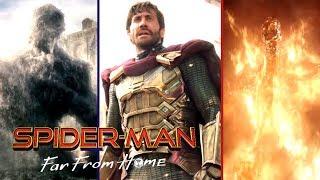 SPIDER-MAN: FAR FROM HOME - Teaser Trailer Breakdown!