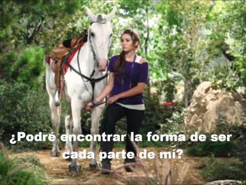 Every Part Of Me - Miley Cyrus (Subtitulada al Español)
