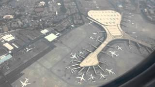 Flight failure in first landing in Mumbai