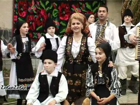 Mihaela Petrovici - Traiesc In Locuri Straine (muzica Populara 2014) video