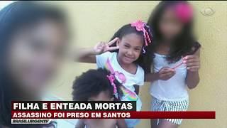 Açougueiro confessa ter matado filha e enteada