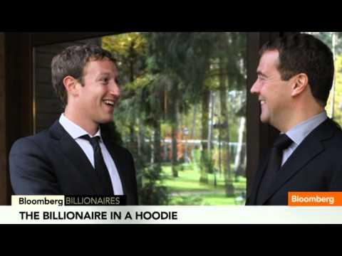 The Billionaire in a Hoodie: Mark Zuckerberg