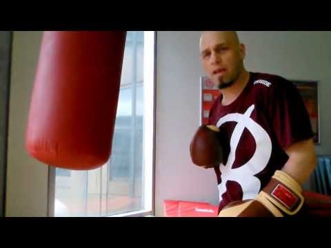 Boxing - Common Beginner Heavybag Mistakes Image 1