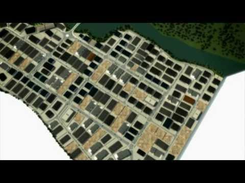 The industrial park of Mhamdia