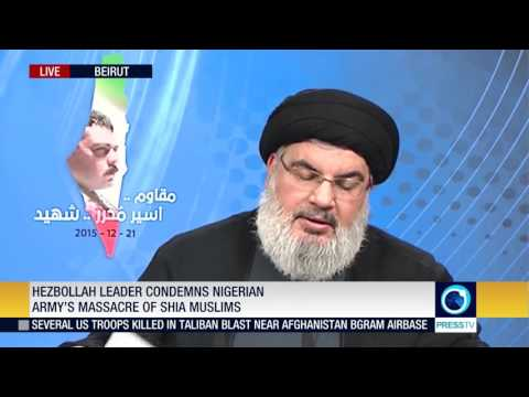 Sayyed Hassan Nasrallah Speech - December 21, 2015 (English Voiceover)