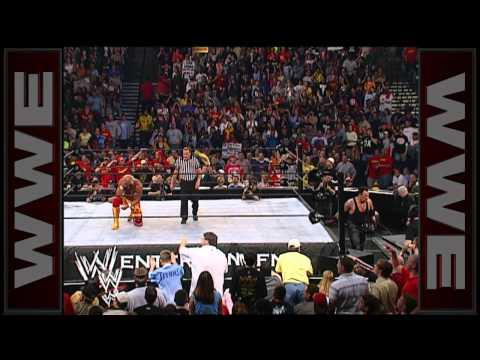 Hulk Hogan Vs. The Undertaker - Undisputed Wwe Championship Match: Judgment Day 2002 video