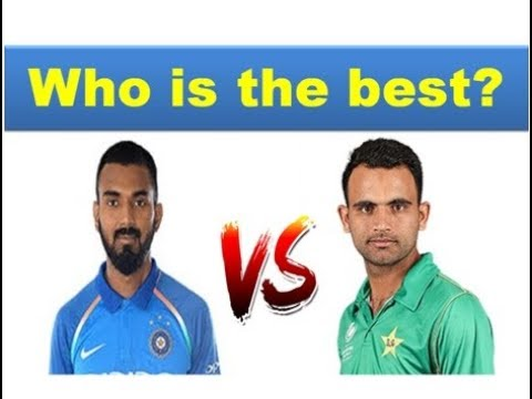 KL Rahul vs Fakhar Zaman batting comparison 2018 || Who is the best?