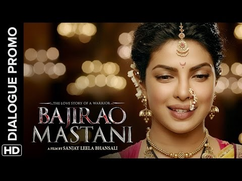 Kashibai Expresses Her Love For Bajirao | Bajirao Mastani | Dialogue Promo