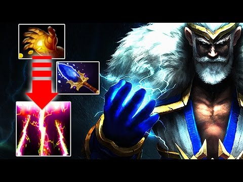 Midas ► Scepter New Playstyle by SUMAIL - EPIC NIMBUS !! Dota 2