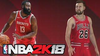 Bart Harden 🎮 NBA 2K18 #34