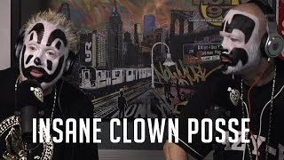 Insane Clown Posse Comes to Hot 97 to talk about Being Hip Hop, Tech N9ne, and the Gathering