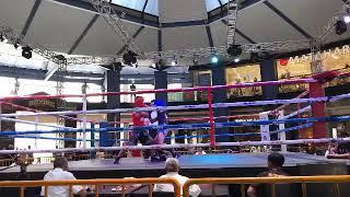 Rookie Fight Boxing Championship 2018 Hendi Praharso (Tigershark) VS Leo tobing (Zealot)
