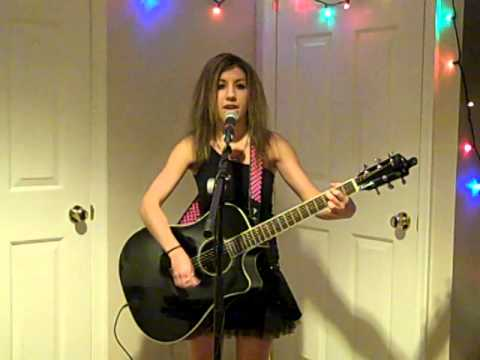 Alexia Christian Singing I Will Be (cover By Avril Lavigne) video