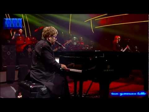 Elton John - Elton John - Don't Let The Sun Go Down On Me feb 2013
