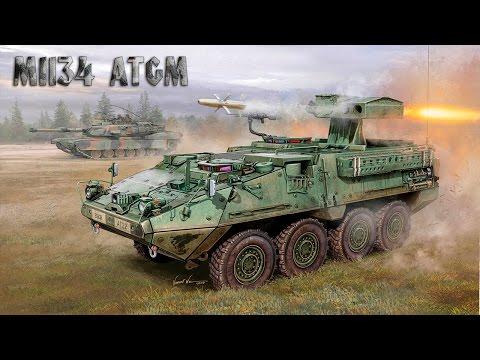 Armored Warfare - Мнение о M1134 ATGM