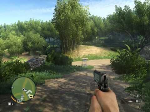 Far Cry 3 on Intel HD Graphics 3000