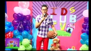 KIDS CLUB TV DEMO - PROGRAMA INFANTIL EN NY PRODUCE RAY CARRION JR