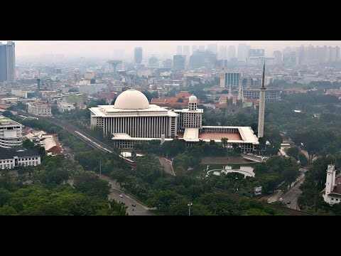 Mosques of Southeast Asia: Istiqlal Mosque