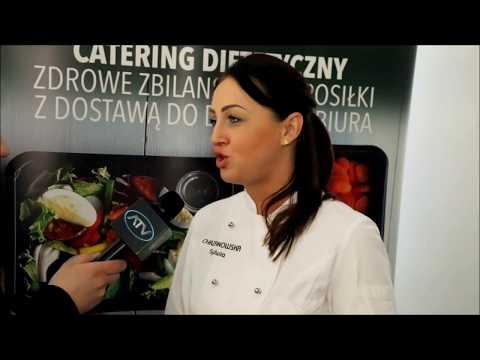 Sylwia Chrzanowska, O Zdrowym Odżywianiu Się, Firma Smak I Zdrowie