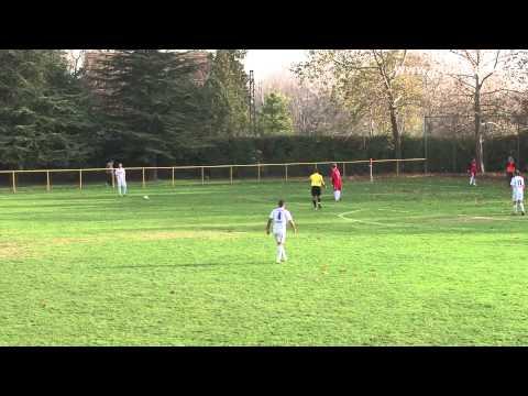 Fudbal: FK Železničar - FK Proleter (BK) 6:0