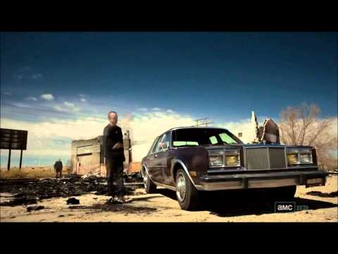 Breaking Bad - Mike and Jesse car scene (S4:E5)
