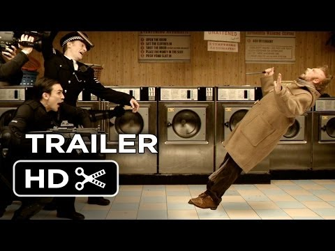 A Fantastic Fear Of Everything Official Trailer #1 (2014) - Simon Pegg Comedy Movie HD