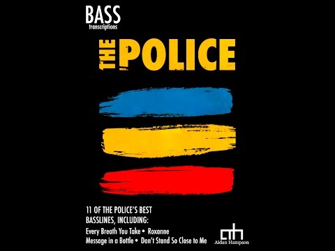 The Best of The Police - Bass Transcription Book