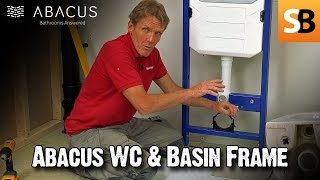 download lagu Wall Hung Wc Toilet & Basin - Abacus Frame gratis