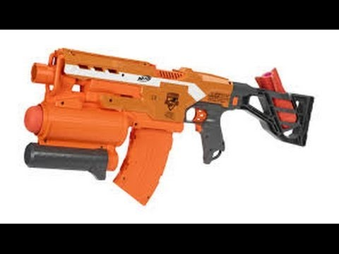 New nerf guns for fall 2014 and winter 2015