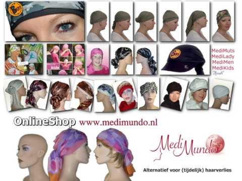 Alopecia Headwear on Alopecia Chemo Medimundo Trendy Headwear
