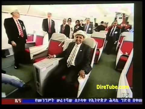 Ethiopian Takes Delivery Of 1st Dreamliner video