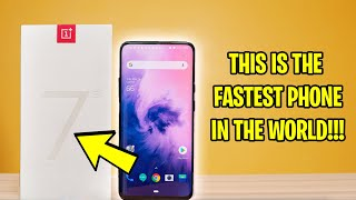 OnePlus 7 Pro Review - THE FASTEST PHONE ON EARTH!