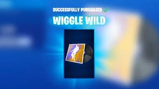 The *NEW* WIGGLE WILD MUSIC !! Fortnite Battle Royale (Fortnite season x)