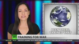 US (military) quietly training entire world  3/12/14
