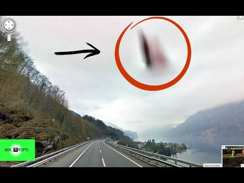 Top 15 Imágenes Escalofriantes De Google Maps