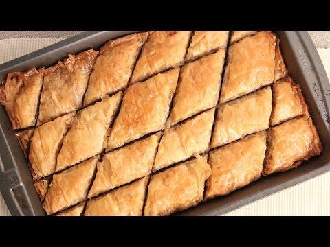 Baklava Recipe | Episode 1030
